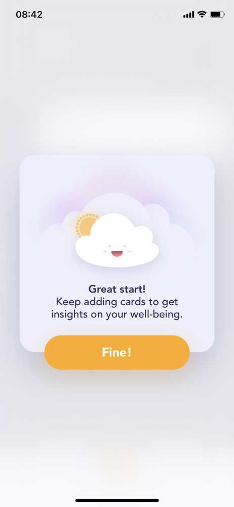 Breeze Success screenshot