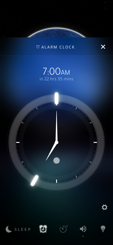 Portal Alarm clock screenshot